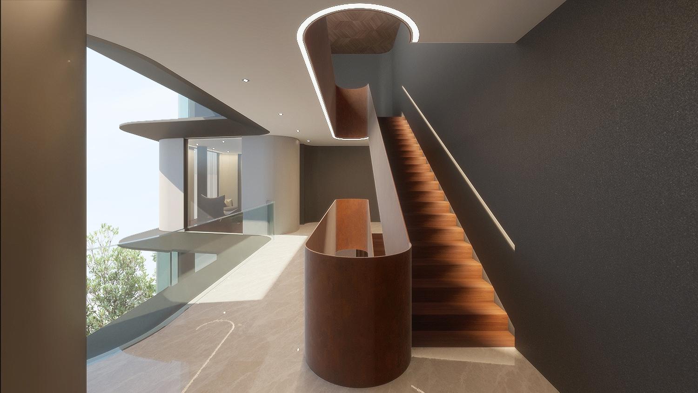 Springleaf_staircase