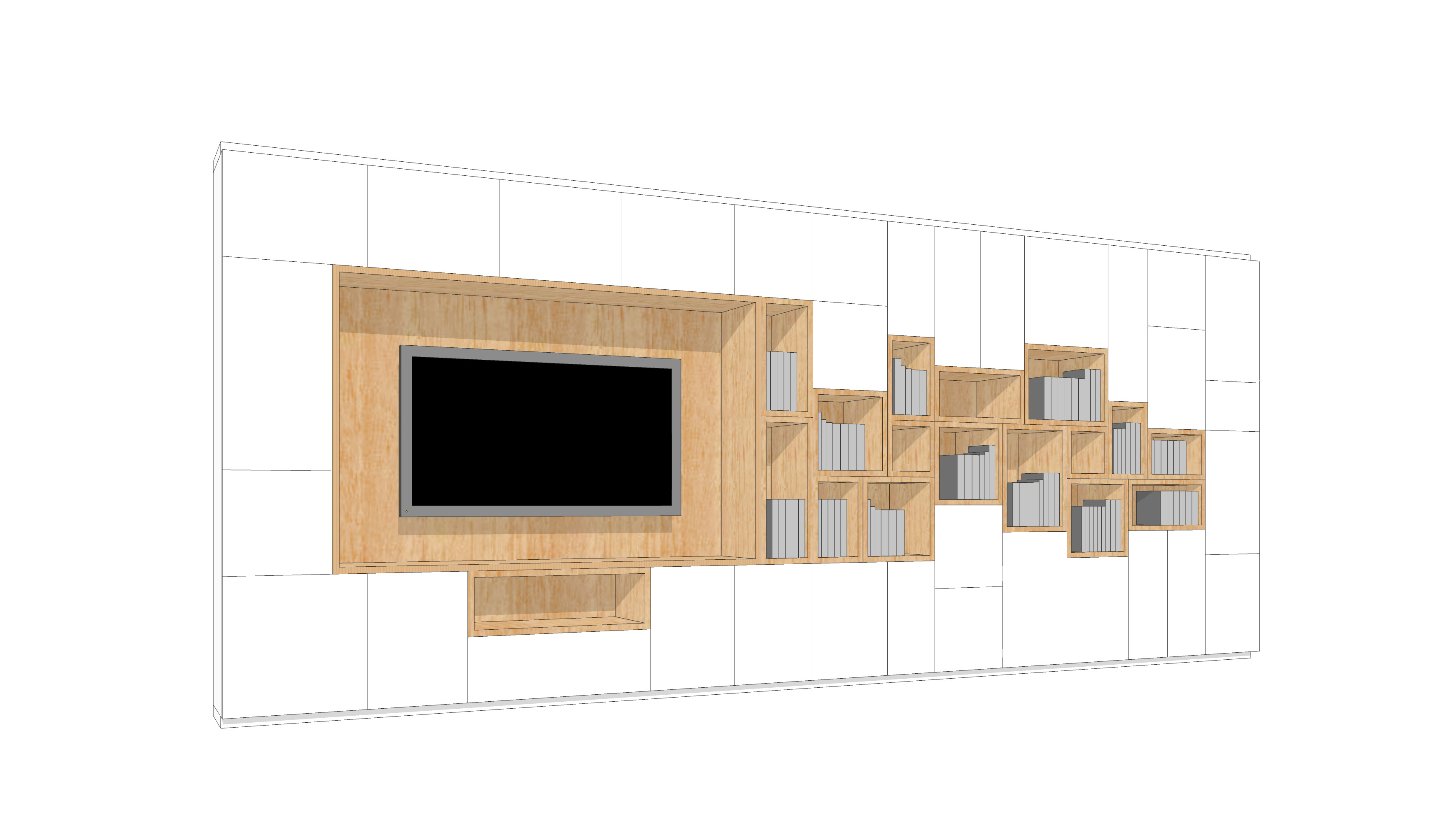 wall storage-cells-snow-side 1