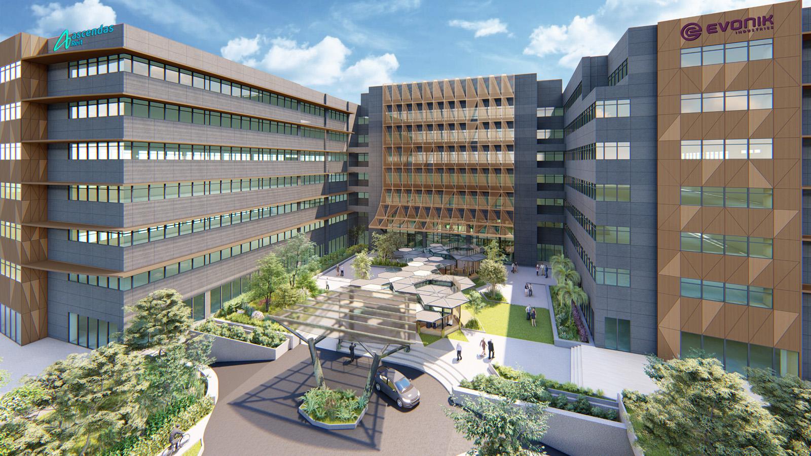 NEC Building