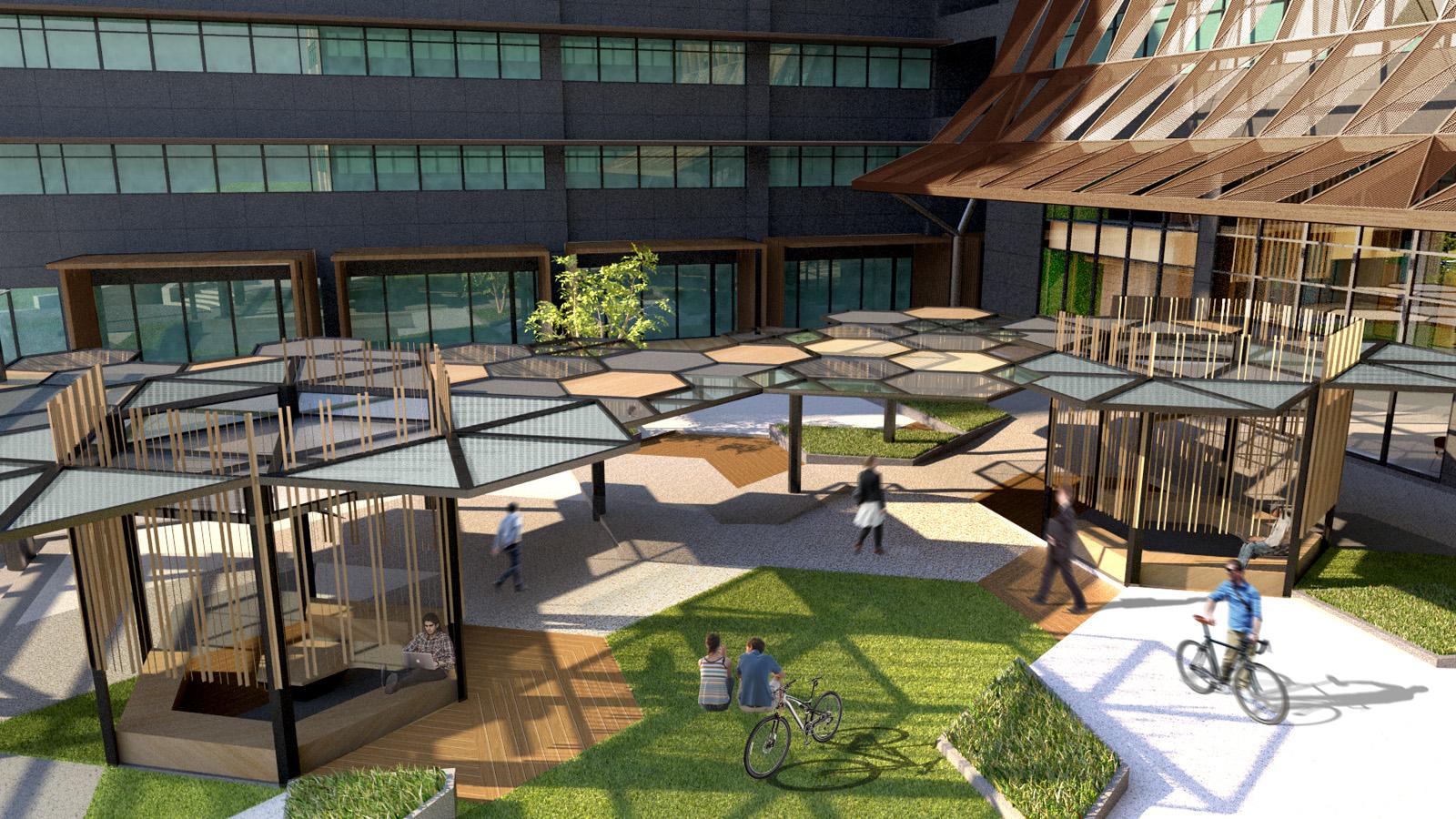 NEC Supertree design